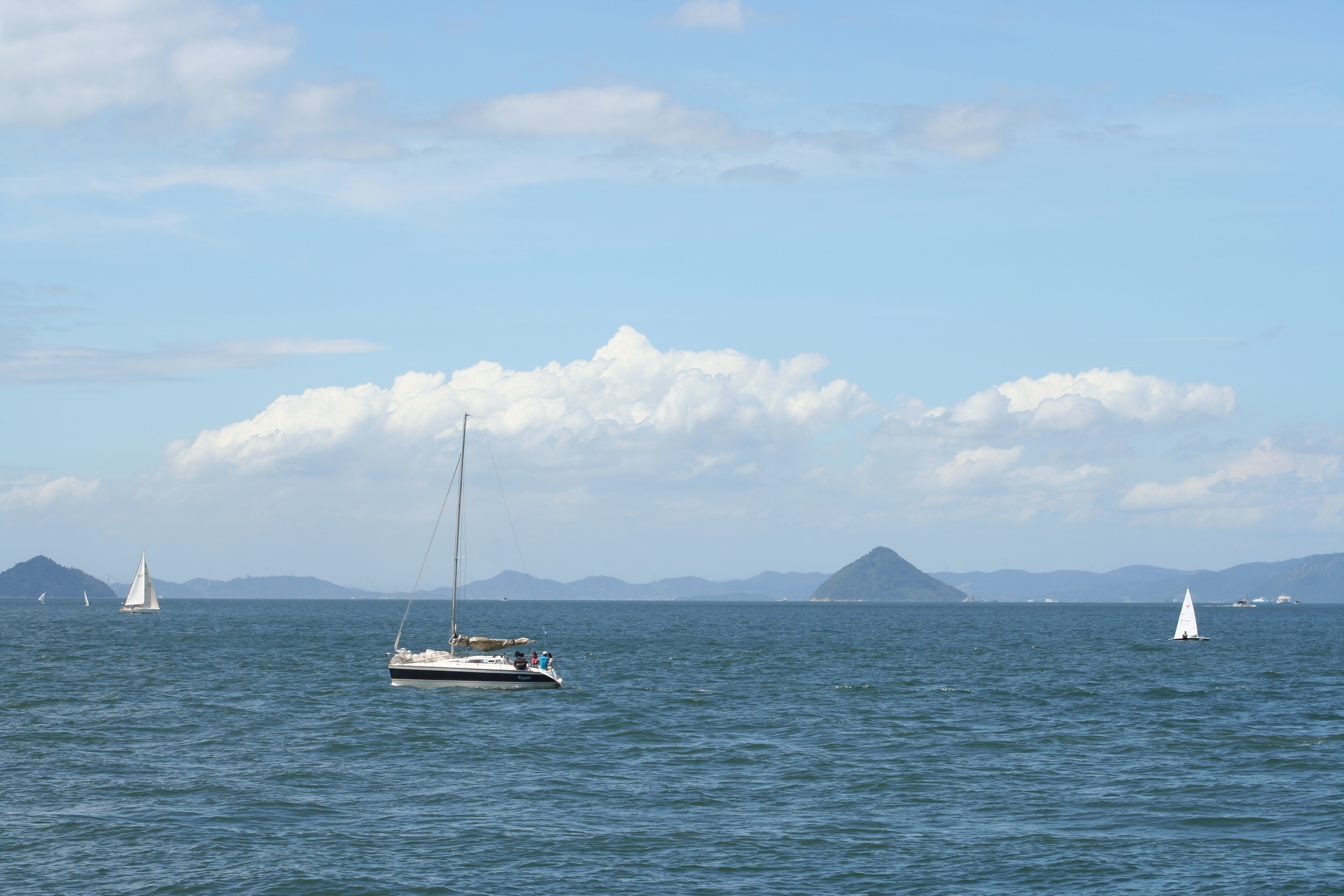 瀬戸内海とヨット 018