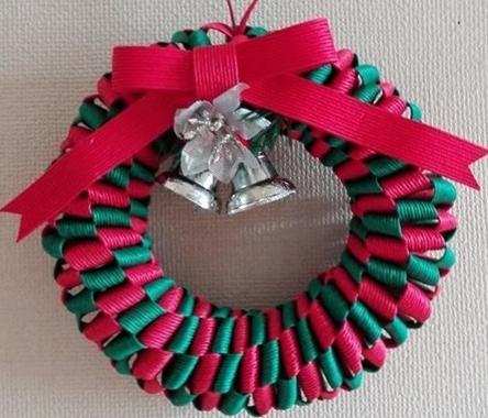 クリスマスリース - コピー