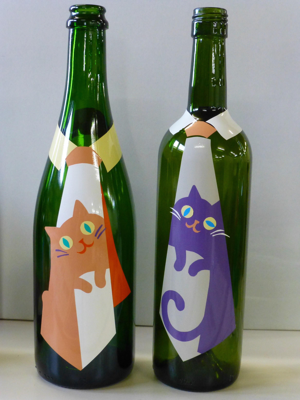 P10709253空き瓶アート